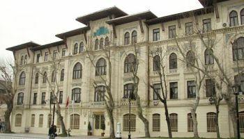 Arte otomano. Período tardío. Oficina Central de Correos de Estambul