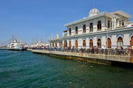 Arte otomano. Periodo tardío. Terminales de ferry de Estambul