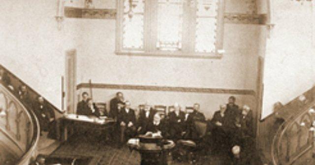 """Adopción del nombre """"Adventistas del Séptimo Día"""""""
