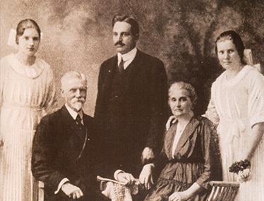 Comienzo del Evangelismo en Sudamérica. El 10 de diciembre de 1891
