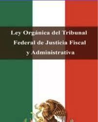 LEY ORGANICA DEL T.F.F.