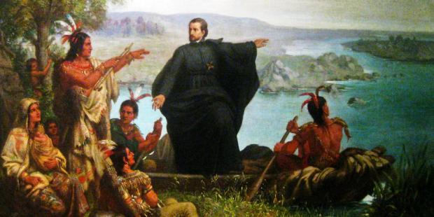 EVANGELIZACIÓN COMO JUSTIFICACIÓN DE LA MISMA CONQUISTA DE TECHTITLÁN