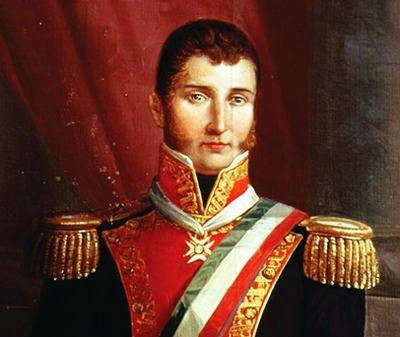 Giro de tuerca de Iturbide