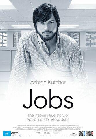 """Narración audiovisual """"Jobs"""""""