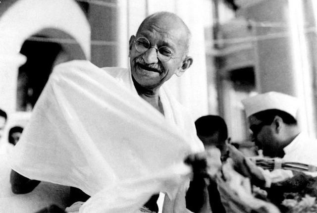 Gandhis life