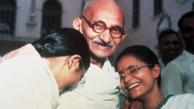 Gandhis is good