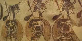 Fine della civiltà minoica