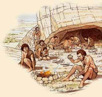 La vida nómada
