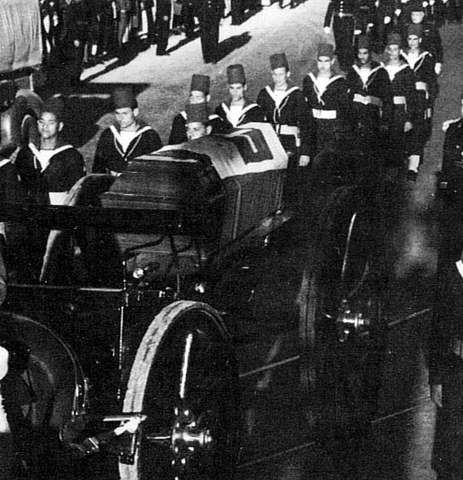 Morte di Vittorio Emanuele III d'Italia