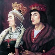 Catholic Monarchs Marriage