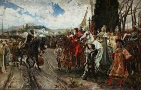 War of Granada starts