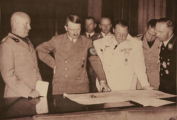 Los acuerdos de Munich