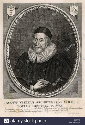 El Arzobispo James Ussher