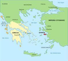 Entrée de la Grèce