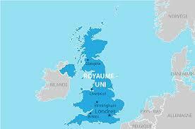 Entrée du Royaume Uni