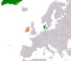 Irlande et Danemark