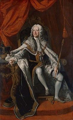 Jorge II de Gran Bretaña