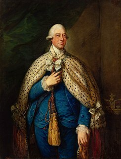 Jorge III del Reino Unido
