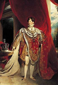 Jorge IV del Reino Unido