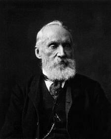 William Thomson, Lord Kelvin (1824-1907)