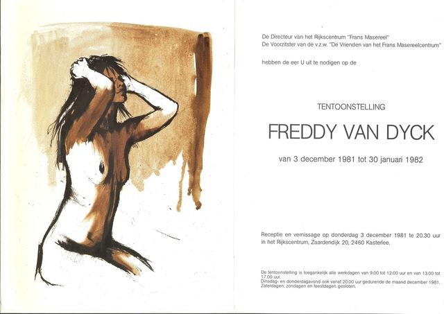 Freddy Van Dyck