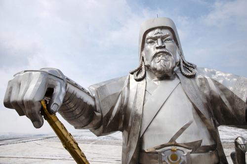 A máquina de guerra de Gêngis Khan