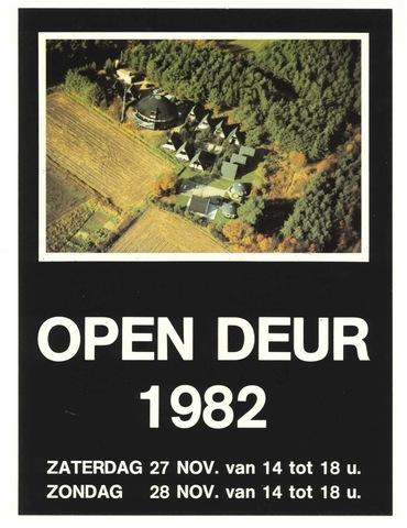 Open deur 1982