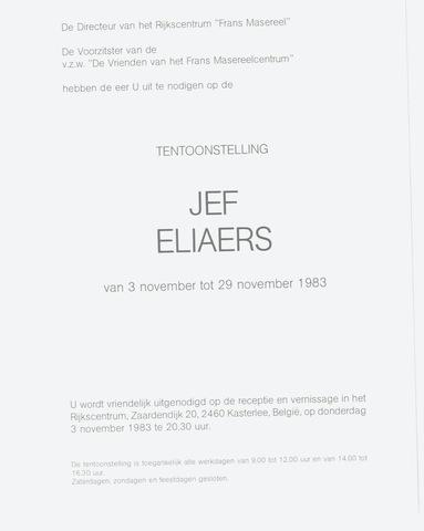 Jef Eliaers