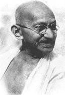 Gandhi going to jail #2