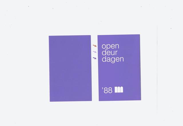 Open Deur 1988