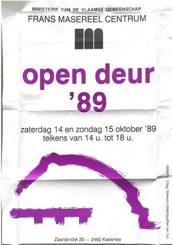 Open Deur 1989