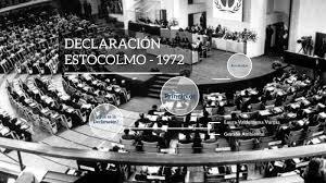 DECLARACIÓN DEL ESTOCOLMO