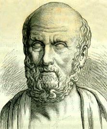Hipócrates  (460 a. C.- c. 370 a. C.)