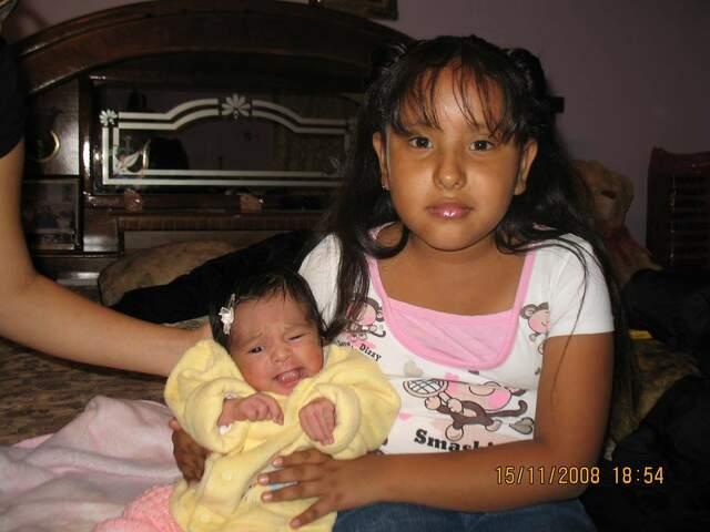 Primera sobrina.