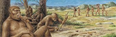 Els nostres primers avantpassats.