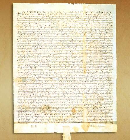 Envío al Parlamento de la Carta del pueblo.
