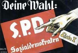 Fundación del Partido Socialdemócrata Alemán.