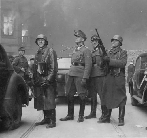 Tentato colpo di stato delle SS di Himmler a Germania