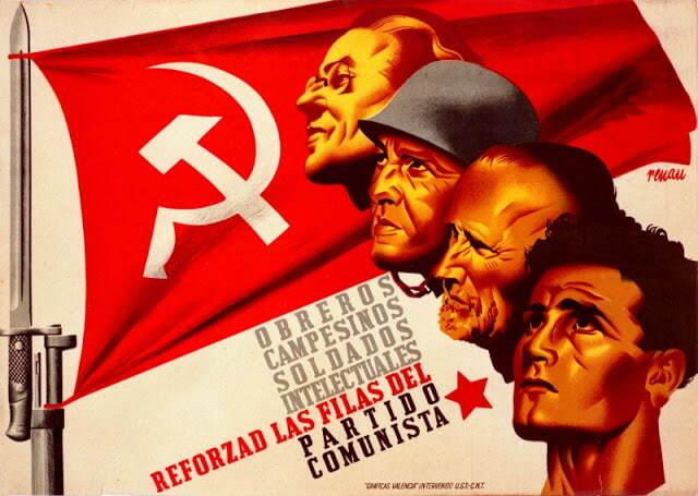 Surge el Partido Comunista de España, escisión del PSOE.