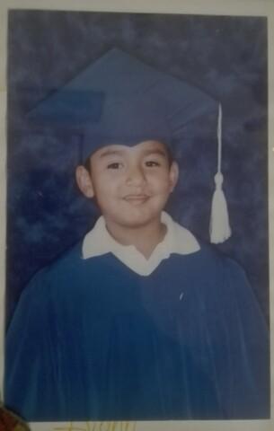 Mi segunda graduación