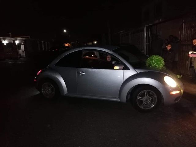 Mi primer Carro