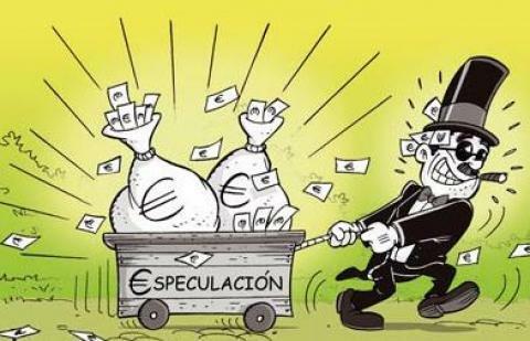 La especulación