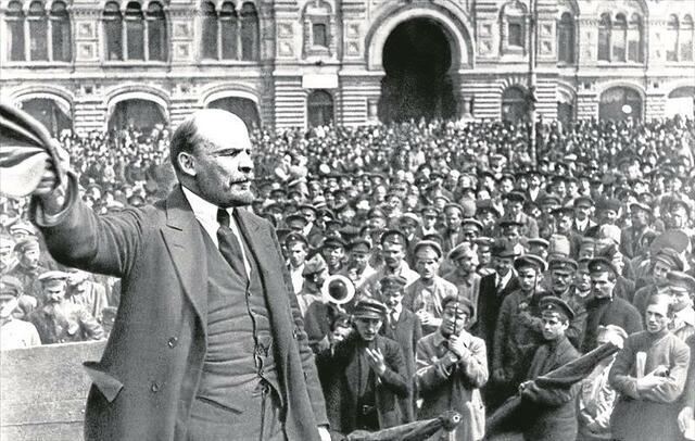 Inici Revolució Russa