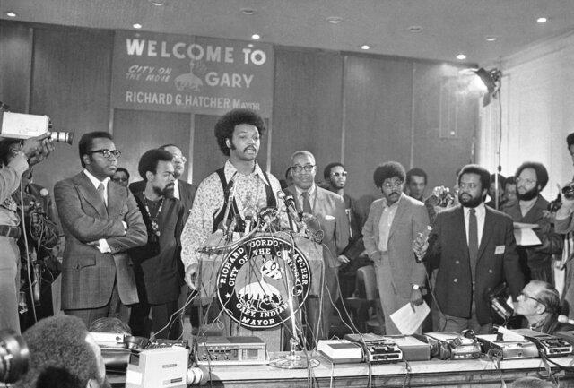 1972 National Black Political Convention