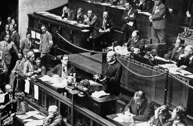 Admisión de Alemania en la Sociedad de Naciones