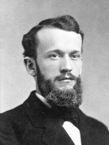 Charles Doolittle Walcott (1850-1927).