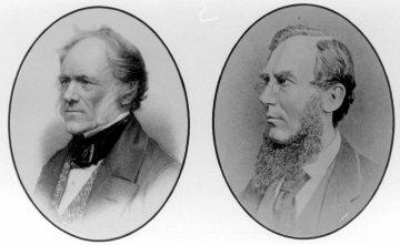 James Hutton (1726- 1797) y Charles Lyell (1797-1875).