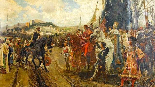 Isabel I. eta Fernando II. naren ezkontza
