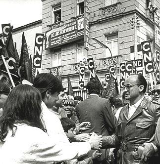Liberación de presos políticos.