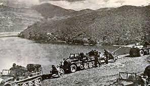 Κατάληψη της  Καστοριάς από γερμανικά στρατεύματα